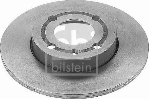 Febi Bilstein 18841 - Bremžu diski interparts.lv