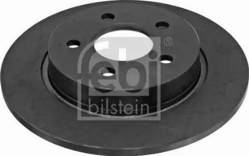 Febi Bilstein 39689 - Bremžu diski interparts.lv