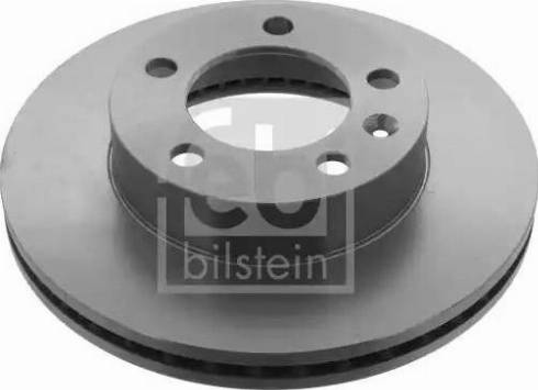 Febi Bilstein 39346 - Bremžu diski interparts.lv