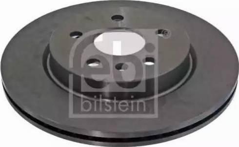 Febi Bilstein 39373 - Bremžu diski interparts.lv