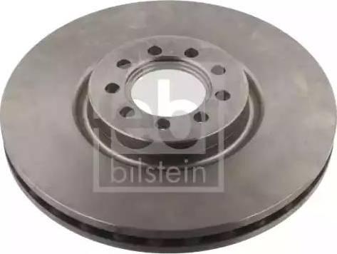 Febi Bilstein 35335 - Bremžu diski interparts.lv