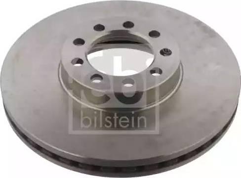 Febi Bilstein 35336 - Bremžu diski interparts.lv