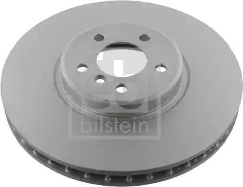 Febi Bilstein 36394 - Bremžu diski interparts.lv