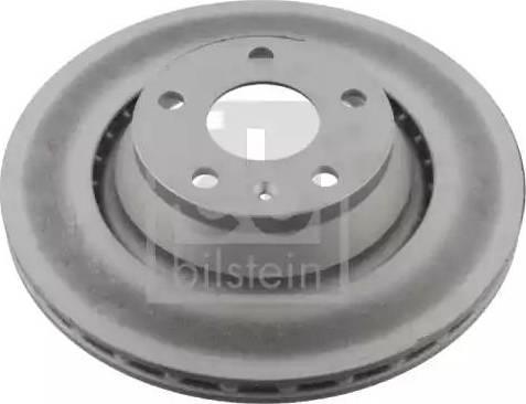 Febi Bilstein 36233 - Bremžu diski interparts.lv