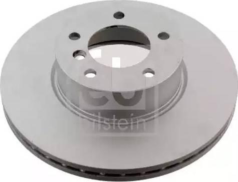 Febi Bilstein 30541 - Bremžu diski interparts.lv