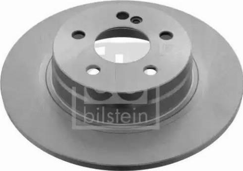 Febi Bilstein 30555 - Bremžu diski interparts.lv