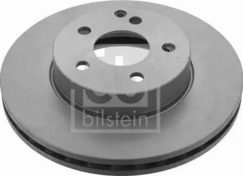 Febi Bilstein 30550 - Bremžu diski interparts.lv