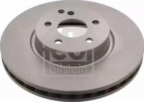 Febi Bilstein 30551 - Bremžu diski interparts.lv