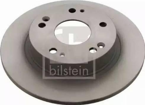 Febi Bilstein 31415 - Bremžu diski interparts.lv
