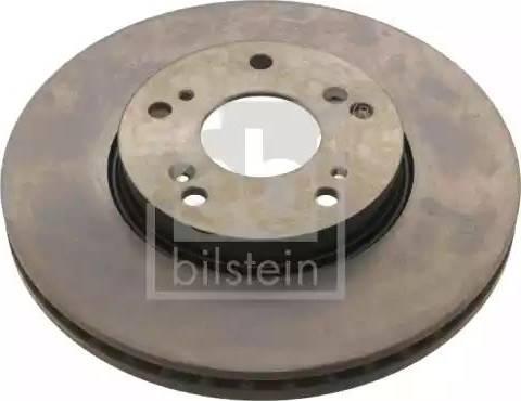 Febi Bilstein 31303 - Bremžu diski interparts.lv