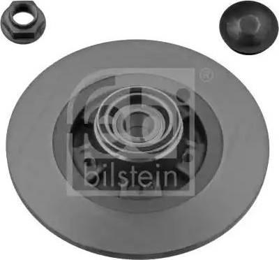 Febi Bilstein 38304 - Bremžu diski interparts.lv