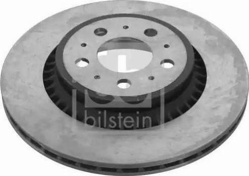 Febi Bilstein 32249 - Bremžu diski interparts.lv