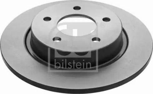 Febi Bilstein 32775 - Bremžu diski interparts.lv