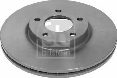 Febi Bilstein 32770 - Bremžu diski interparts.lv