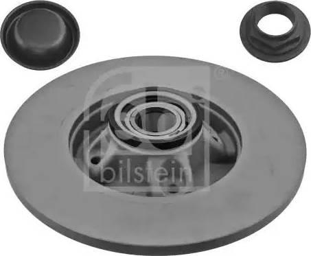 Febi Bilstein 37680 - Bremžu diski interparts.lv