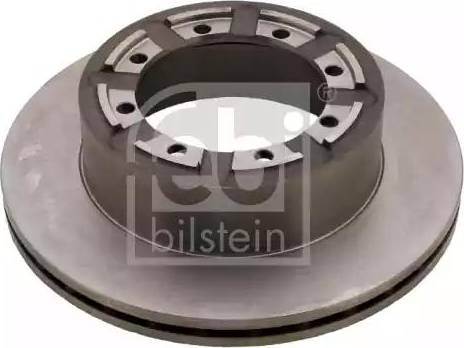 Febi Bilstein 29177 - Bremžu diski interparts.lv