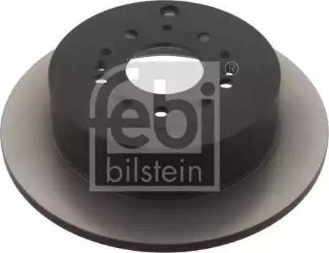 Febi Bilstein 29351 - Bremžu diski interparts.lv