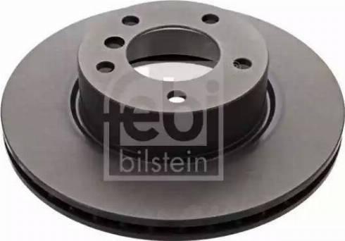 Febi Bilstein 24468 - Bremžu diski interparts.lv