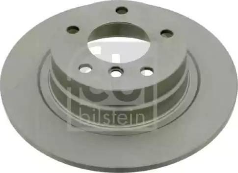 Febi Bilstein 24482 - Bremžu diski interparts.lv