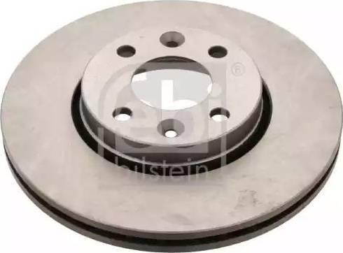 Febi Bilstein 24165 - Bremžu diski interparts.lv