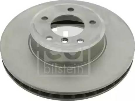 Febi Bilstein 24343 - Bremžu diski interparts.lv