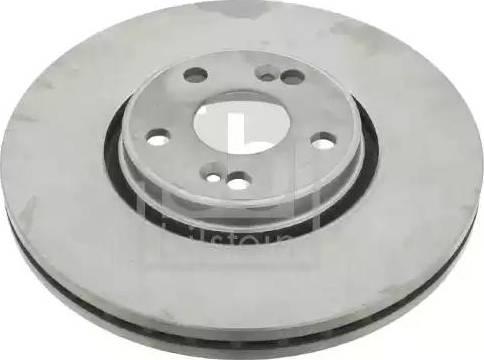 Febi Bilstein 24310 - Bremžu diski interparts.lv