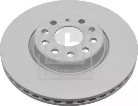Febi Bilstein 24384 - Bremžu diski interparts.lv