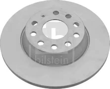 Febi Bilstein 24382 - Bremžu diski interparts.lv