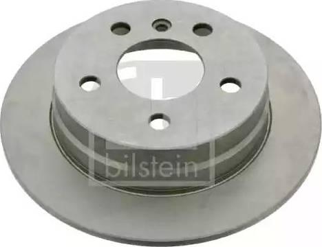 Febi Bilstein 24750 - Bremžu diski interparts.lv