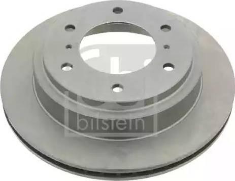 Febi Bilstein 26047 - Bremžu diski interparts.lv