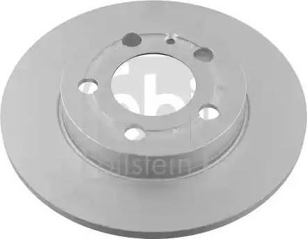 Febi Bilstein 26170 - Bremžu diski interparts.lv