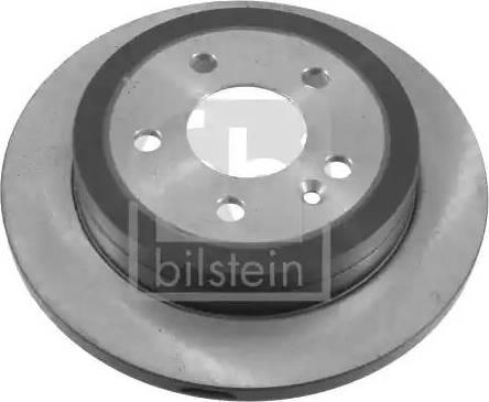 Febi Bilstein 21923 - Bremžu diski interparts.lv