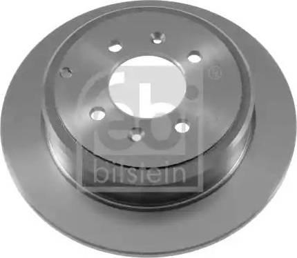 Febi Bilstein 21122 - Bremžu diski interparts.lv