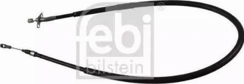 Febi Bilstein 21265 - Trose, Stāvbremžu sistēma interparts.lv