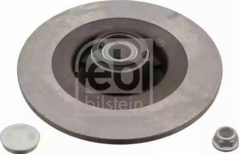 Febi Bilstein 28155 - Bremžu diski interparts.lv