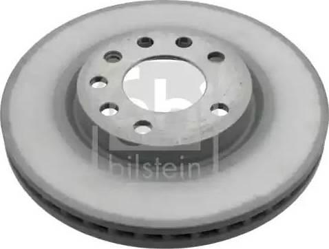 Febi Bilstein 28179 - Bremžu diski interparts.lv