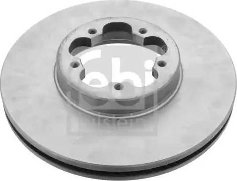Febi Bilstein 28389 - Bremžu diski interparts.lv