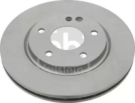 Febi Bilstein 23997 - Bremžu diski interparts.lv