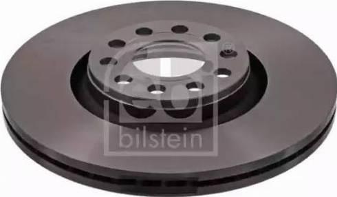 Febi Bilstein 23960 - Bremžu diski interparts.lv
