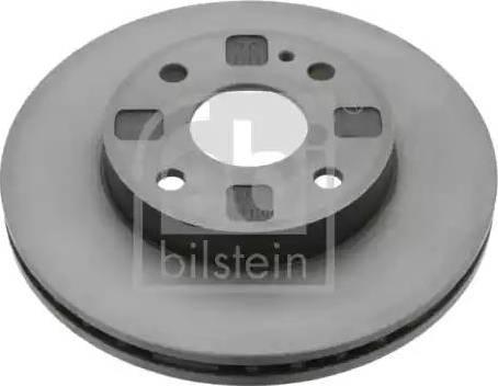 Febi Bilstein 23439 - Bremžu diski interparts.lv