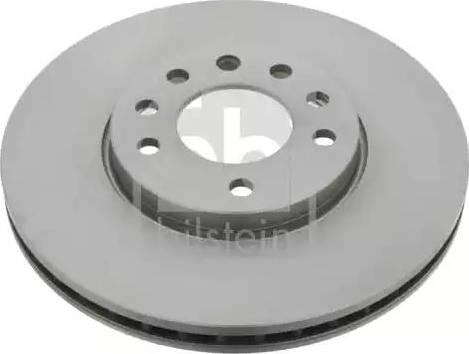 Febi Bilstein 23549 - Bremžu diski interparts.lv