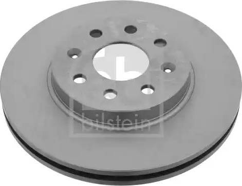 Febi Bilstein 23541 - Bremžu diski interparts.lv