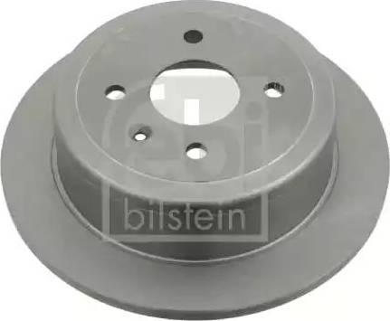 Febi Bilstein 23542 - Bremžu diski interparts.lv