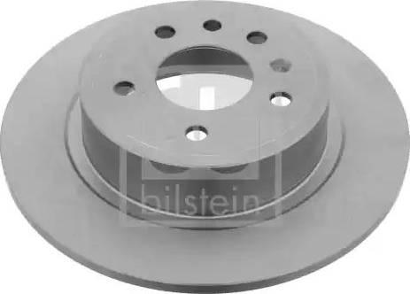 Febi Bilstein 23551 - Bremžu diski interparts.lv