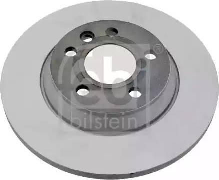 Febi Bilstein 23564 - Bremžu diski interparts.lv