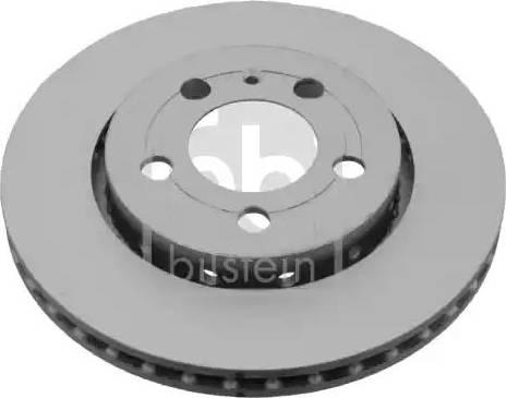 Febi Bilstein 23560 - Bremžu diski interparts.lv