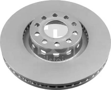 Febi Bilstein 22964 - Bremžu diski interparts.lv
