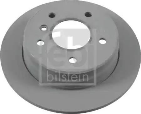 Febi Bilstein 22931 - Bremžu diski interparts.lv