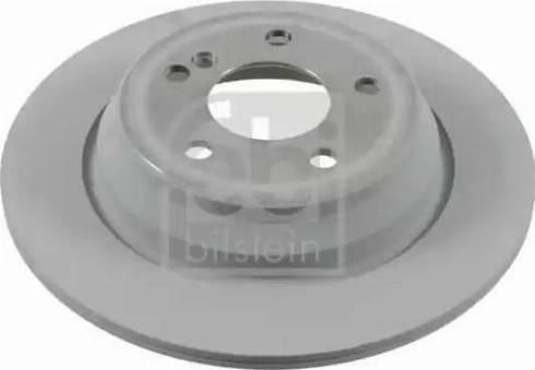 Febi Bilstein 22205 - Bremžu diski interparts.lv