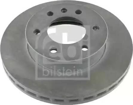 Febi Bilstein 27698 - Bremžu diski interparts.lv